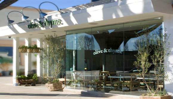 Best Of LA: Olive & Thyme