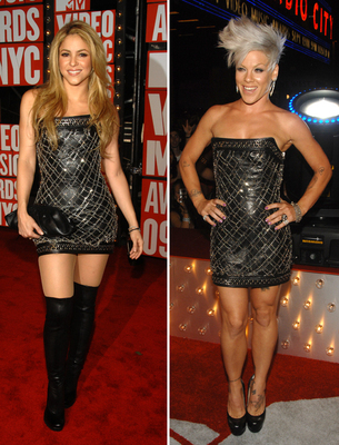 VMA Mishap! Who wore it best