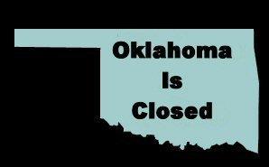 OklahomaIsClosed